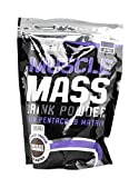Biotech USA Muscle Mass Ganador de Peso y Carbohidratos Sabor Chocolate - 1000 gr