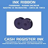 1024FN Twin Spool Ink Ribbon - Group 24 - Pruple