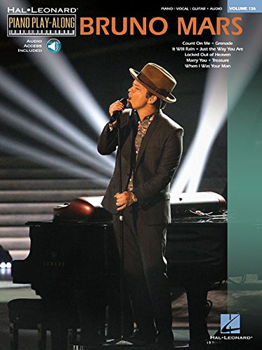 Piano Play-Along Volume 126: Bruno Mars por Bruno Mars