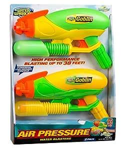 Buzz Bee Toys Water Warriors Goblin Water Blaster 2 Pack