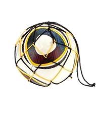 Sac de Transport de Ballon à Filet Maille en Nylon pour Volley-ball Basket-ball Football