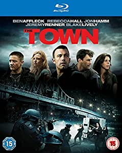 The Town [Blu-ray] [2010] [Region Free]