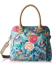 Oilily Damen Handbag Henkeltasche, 14x24x29 cm