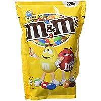 M&M\'s Gageas de Chocolate Rellenas de Cacahuete - 220 g