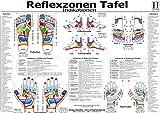 Reflexzonen Tafel