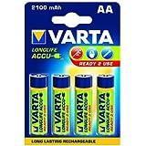 Varta - 56706 (READY 2 USE) Akku Ni-MH Mignon (AA) 1,2V 2100mA 4-BL