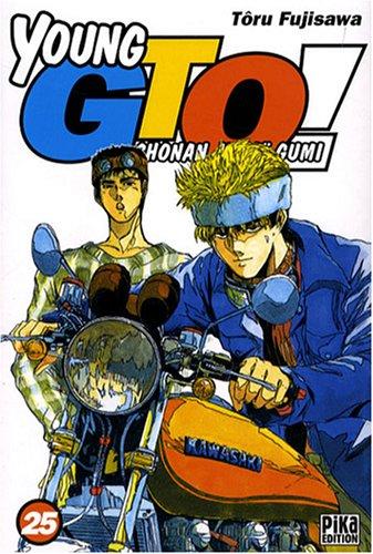 Young GTO - Shonan Junaï Gumi Vol.25