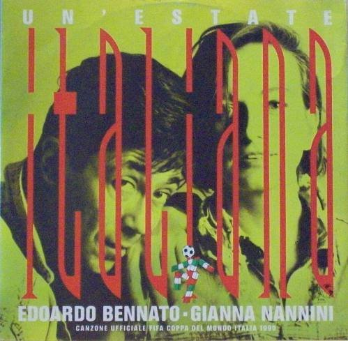 Un'Estate Italiana (& Gianna Nannini) [Vinyl Single]