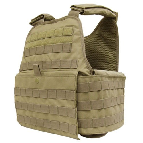 Condor Operator Plate Carrier Coyote -