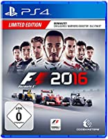 F1 2016 Limited Edition - [PlayStation 4]