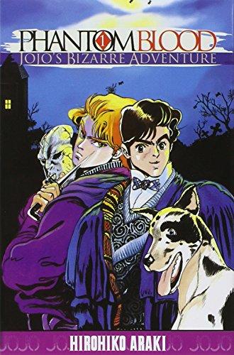 Jojo's Bizarre Adventure - Phantom blood, Tome 1 : par Hirohiko Araki