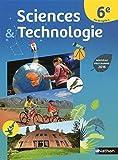 Sciences et Technologie 6e - Nouveau programme 2016