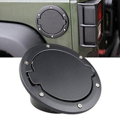 Triclicks Tankdeckel Fuel Filler Gas Cap Cover (Schwarz) (Fuel Gas Cap)