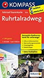 Ruhrtalradweg: Fahrrad-Tourenkarte. GPS-genau. 1:50000. (KOMPASS-Fahrrad-Tourenkarten, Band 7013)