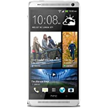 "HTC One max 16GB 4G Plata - Smartphone (14,99 cm (5.9""), 1920 x 1080 Pixeles, Multi-touch, 1,7 GHz, Qualcomm Snapdragon, 2048 MB)"