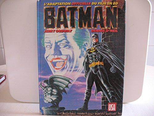 Batman : l'adaptation officielle du film en BD