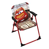 Arditex - Cars 3 Folding Chair for Kids, wd11961u