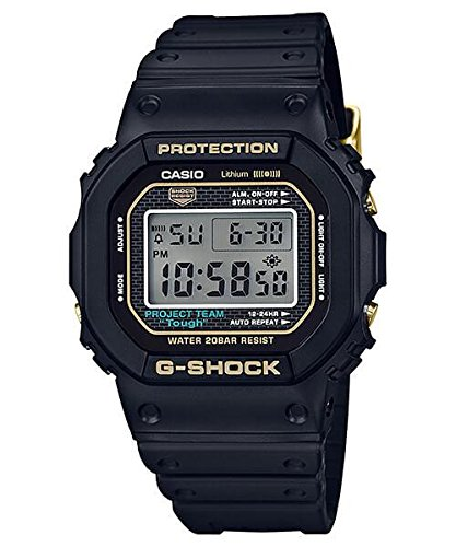 Casio G-Shock 35th Anniversary Black Gold Digital DW5035D-1B