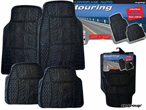 Touring tappeti per auto set 4 pezzi Confezione da 1PZ