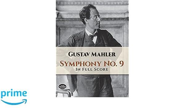 Symphony No 9 Dover Miniature Music Scores
