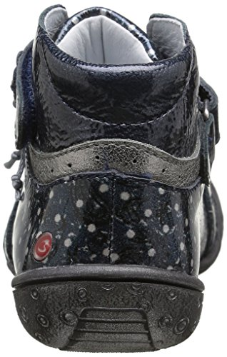 GBB - Nadette, Sneaker Bambina Blu (Bleu (32 Vvn Marine/Imprimé Dpf/Heidi))