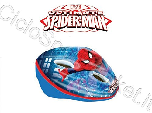 Spiderman Helm Kind Kinder Cartoon Fahrrad/Größe 52cm-56cm