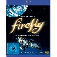 Firefly - Der Aufbruch der Serenity: Die komplette Serie