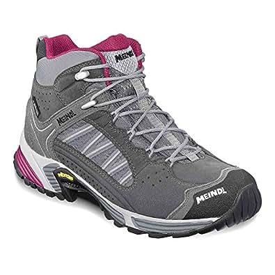 Meindl  3061-31, Chaussures de randonnée basses pour femme 41 Gris