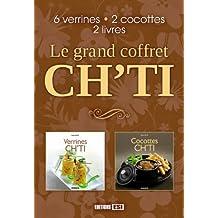 Grand coffret ch ti  + ustensiles