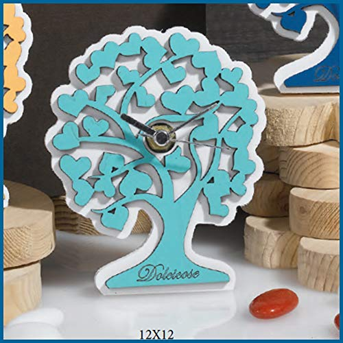 Bomboniere orologio albero della vita tiffany