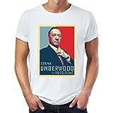 Frank Underwood For President Men's T-Shirt