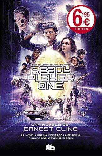 Ready Player One: Ahora una gran película dirigida por Steven Spielberg (CAMPAÑAS) por Ernest Cline
