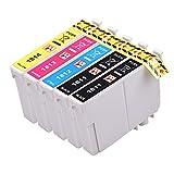 5 Compatible Ink Cartridge For Epson XP102 XP202 XP212 XP215 XP205 XP225 XP30 XP302 XP305 XP312 XP315 XP322 XP325 XP402 XP412 XP415 XP405 XP405 XP405WH XP422 XP425