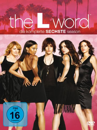 Word Dvd L (The L Word - Die komplette sechste Season [3 DVDs])
