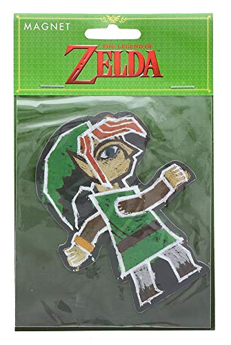 Link Painting 4-Inch Auto Magnet ()