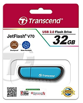 Transcend JetFlash V70 Rugged USB Drive