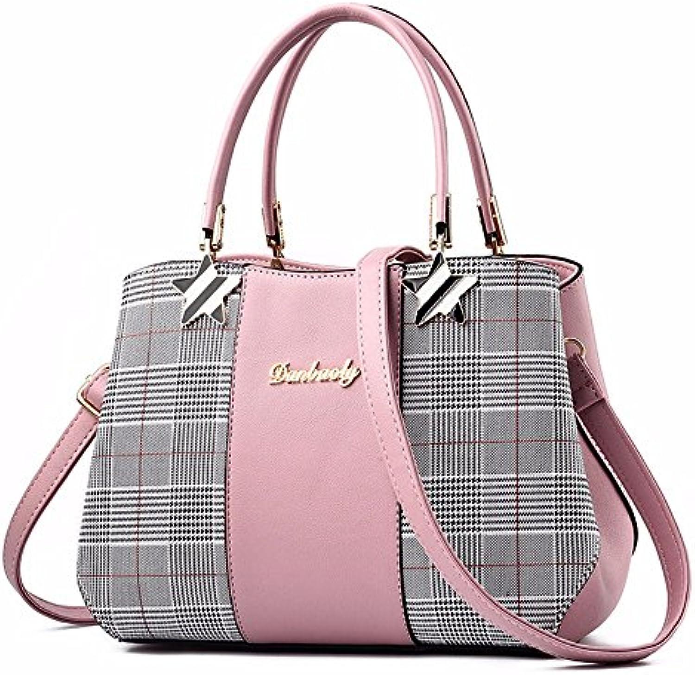 GQFGYYL Ambiente único Bolso Bolso Bolso Femenino,Pink