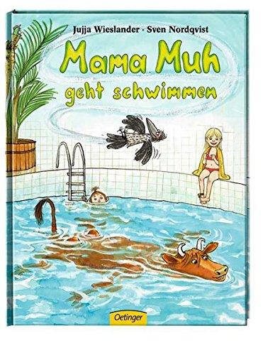 Mama Muh geht schwimmen (Zwei Alte Krähen)