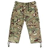 Pantalon de camouflage militaire multi-terrains pour jeu de rôle/déguisement (7-8 years)