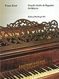 Paganini Études(6) Piano