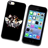 mr wonderful Apple iPhone 5 5S SE funda tumblr - Adidas (ultrafina rigida Logo)- lifeproof original elegante Case Cover Carcasa para mujer