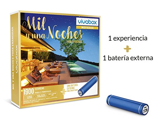 pack experiencias estancias vivabox