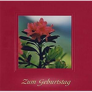 Handmadegruss Blumen Grußkarten.