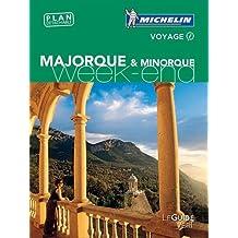 Guide Vert Week-End Majorque & Minorque Michelin