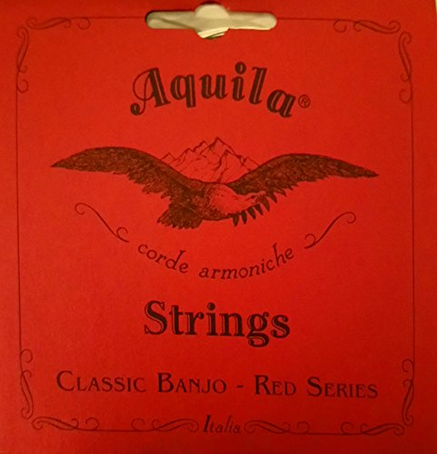 Aquila AQ B RS 11B Red Series Banjo Set (5-String)