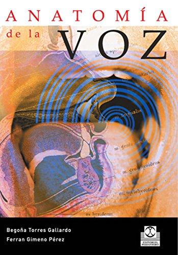 Anatomía de la voz (Logopedia nº 77) por Begoña Torres Gallardo