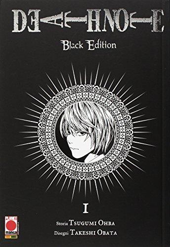 Death Note Black Edition 1 - Quarta Ristampa
