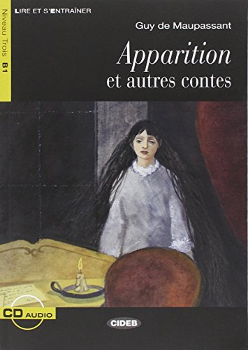 Apparitions et autres contes (1CD audio)
