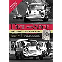 Dice with Spice DVD - Mini Cooper S at Crystal Palace 1969