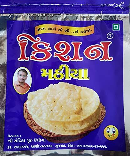Kishan Papad Shop Mathiya 500 gm